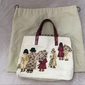 Burberry Collectible Tote